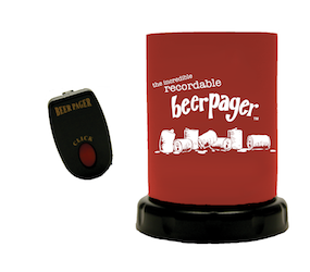 Recordable BeerPager
