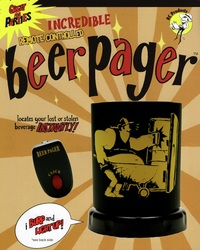 Burp Beer Pager